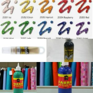 Craft Paints & Pens